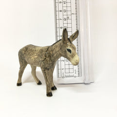 Miniature Ceramic Donkey