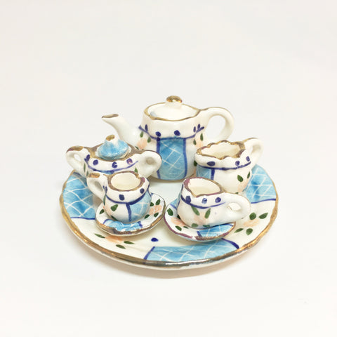 Small Ceramic Teaset