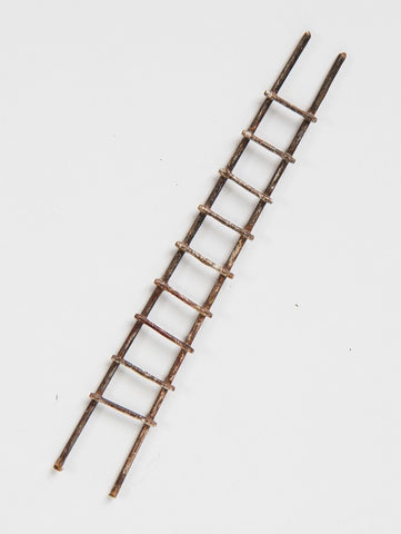 Metal Fairy Garden Ladder