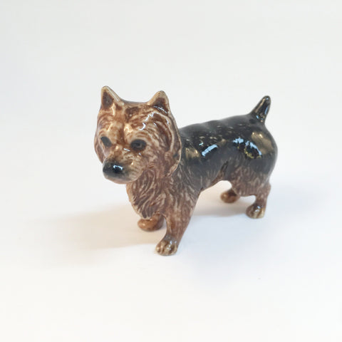 Miniature Ceramic Australian Terrier