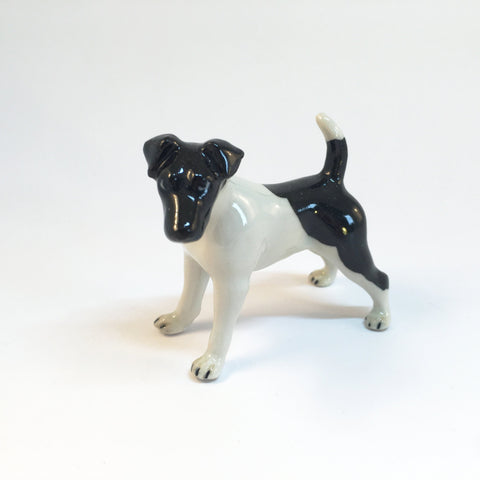 Miniature Ceramic Foxie