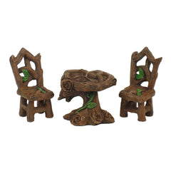 Fairy Woodland Mini Furniture Set