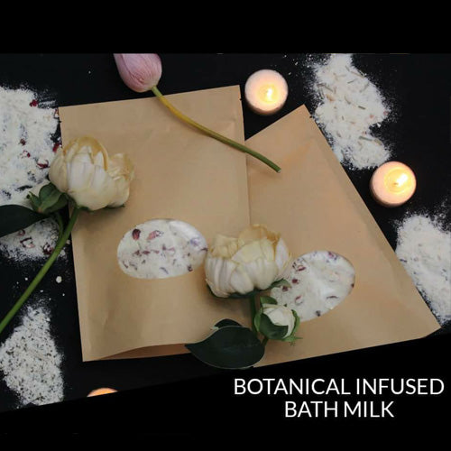 350g Botanical Infused Bath Milk