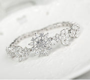 Glamorous AAA CZ Wedding and Special Occasion Bracelet