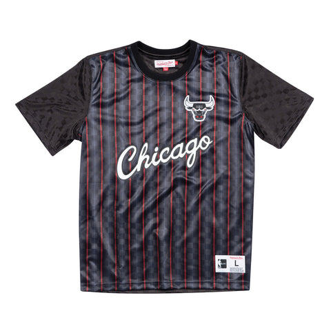 Chicago Bulls soccer style jersey