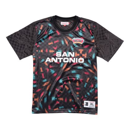 San Antonio Spurs soccer style jersey