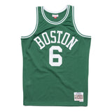 Bill Russell Boston Celtics Swingman Jersey