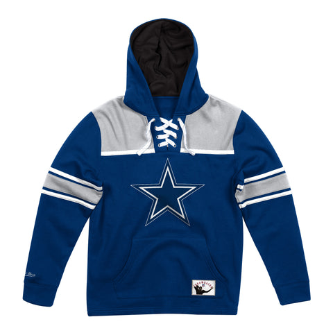 Dallas Cowboys Hockey Fleece Hoodie