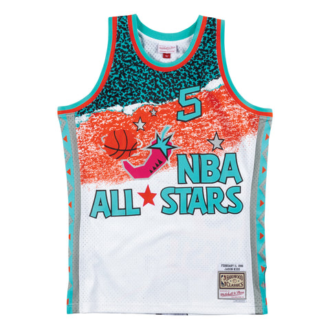 Dallas Mavericks Jason Kidd Fashion All Star Swingman Jersey