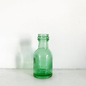 Green Honey Bud Vase