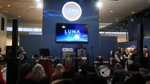 NAMM 2020 AND THE UNVEILING OF LUNA