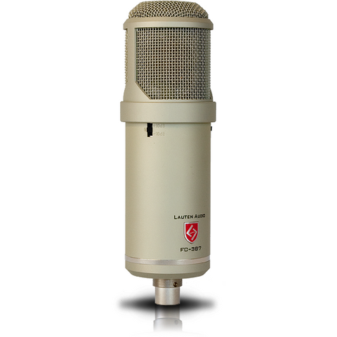 Atlantis FC-387 - Multi-Voicing® FET studio vocal microphone