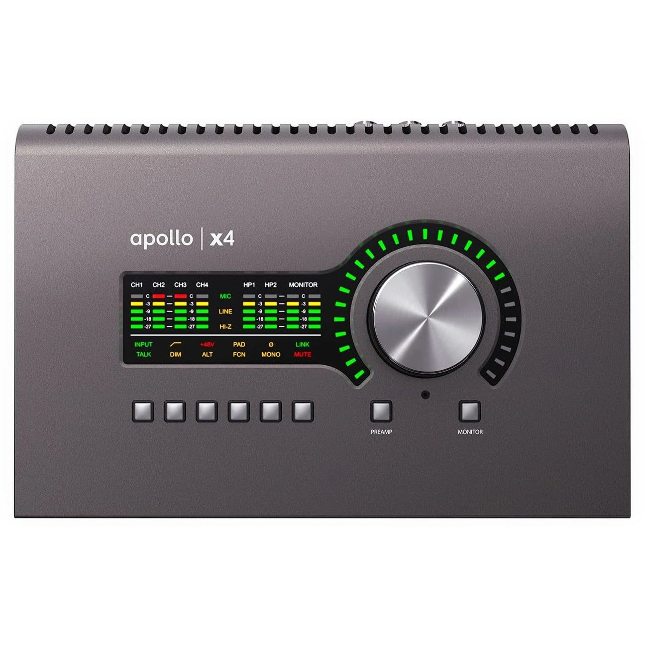 Apollo x4 w/ QUAD Core Processing
