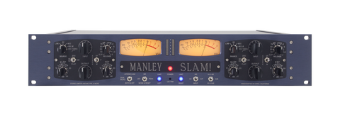 SLAM!® STEREO LIMITER AND MICPREAMP