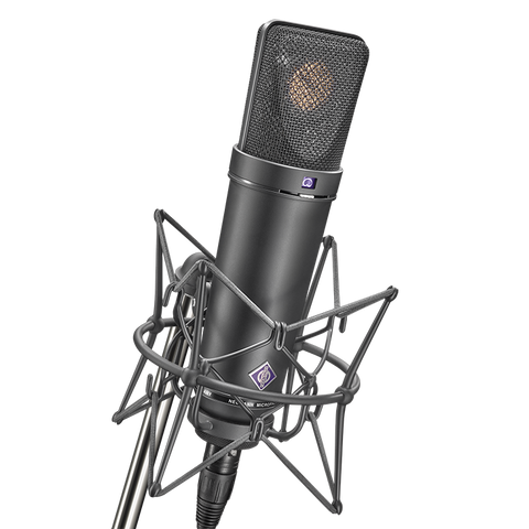 U87 Ai MT Large-diaphragm Condenser Microphone SET