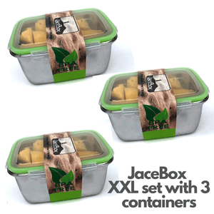 JaceBox XXL 2800ml set with 3 containers