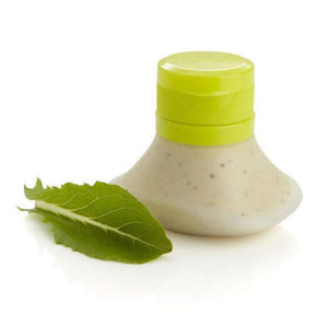 Dressing Squeezer portable and easy to squeeze take your sauces and dressings with you