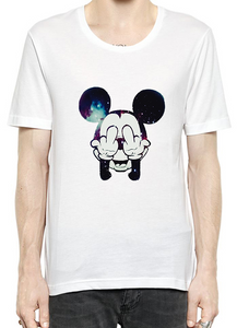 Mickey Mouse Fuck Off T-Shirt For Men