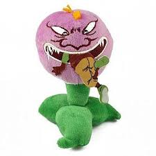 plants vs zombies plush toys chomper