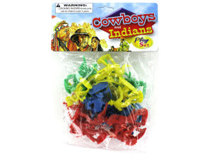 Cowboys and Indians Play Set - Toys 'N' The Attic