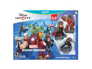 Disney Infinity 2.0 Marvel Superheroes Starter Pack - Toys 'N' The Attic