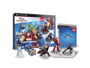 Disney Infinity 2.0 Toy Box Starter Pack - Toys 'N' The Attic