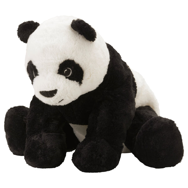 Large Panda Plush Toy | Stuffed & Cuddly