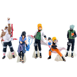 Naruto action figures - 5 piece set