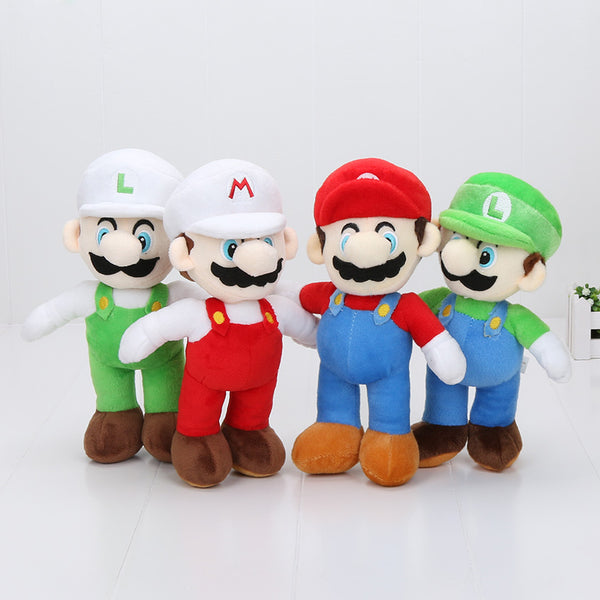 plush soft toys from Mario Bros