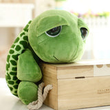 Green Turtle Plush Toy - Toys 'N' The Attic