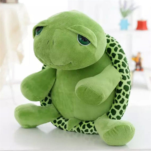 soft stuffed turtle toy