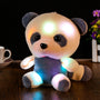 Electronic Large Panda Stuffed Plush Toy Doll Colorful LED Flashing Plush Toys Kids Children Great Birthday Gift High Quality - Toys 'N' The Attic