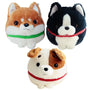 30cm Cute Plush Shiba Jack Russell Terrier Boston Dog Plush Animal Doll Toy Kids Gift - Toys 'N' The Attic