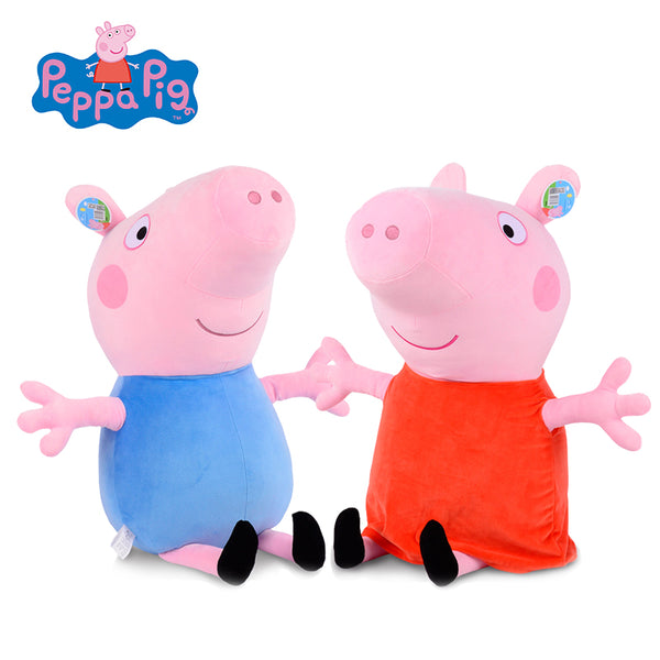 Peppa Pig Toys | Peppa George Plush / Stuffed Toys