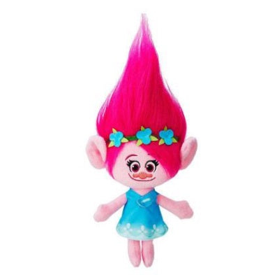 Troll Doll Plush Toys | Good Luck Troll Doll & Fairy Hair Wizard - Toys 'N' The Attic