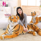 Large Plush Tiger - Stuffed Tiger Toy