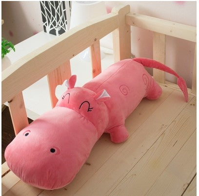 Hippopotami Pillow Doll Plush Toy