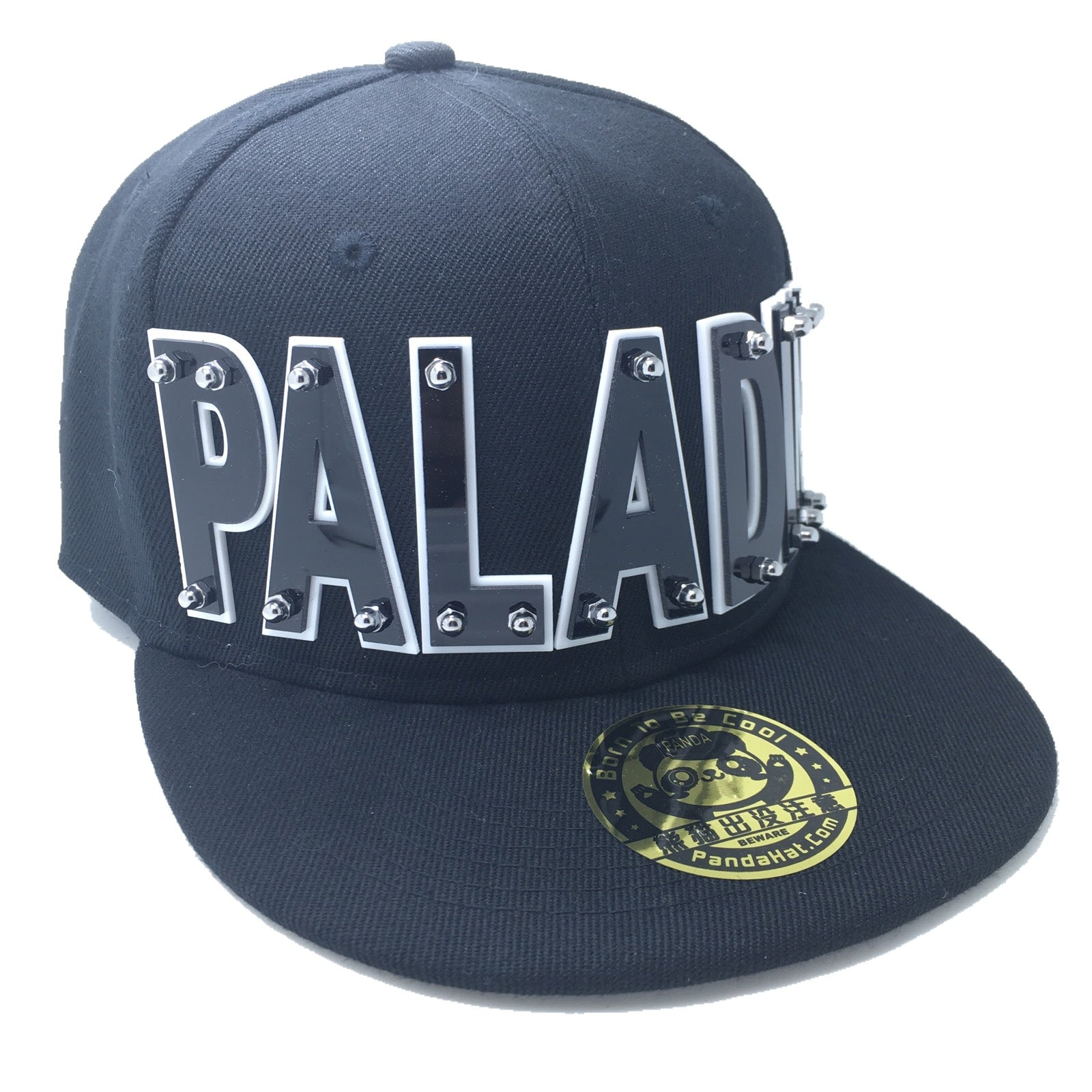f528fbeb7 PALADIN VOLTRON HAT IN BLACK