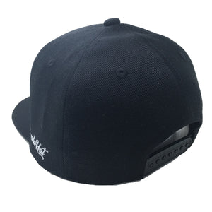 SENPAI 3D PUFF EMBROIDERY SNAPBACK HAT