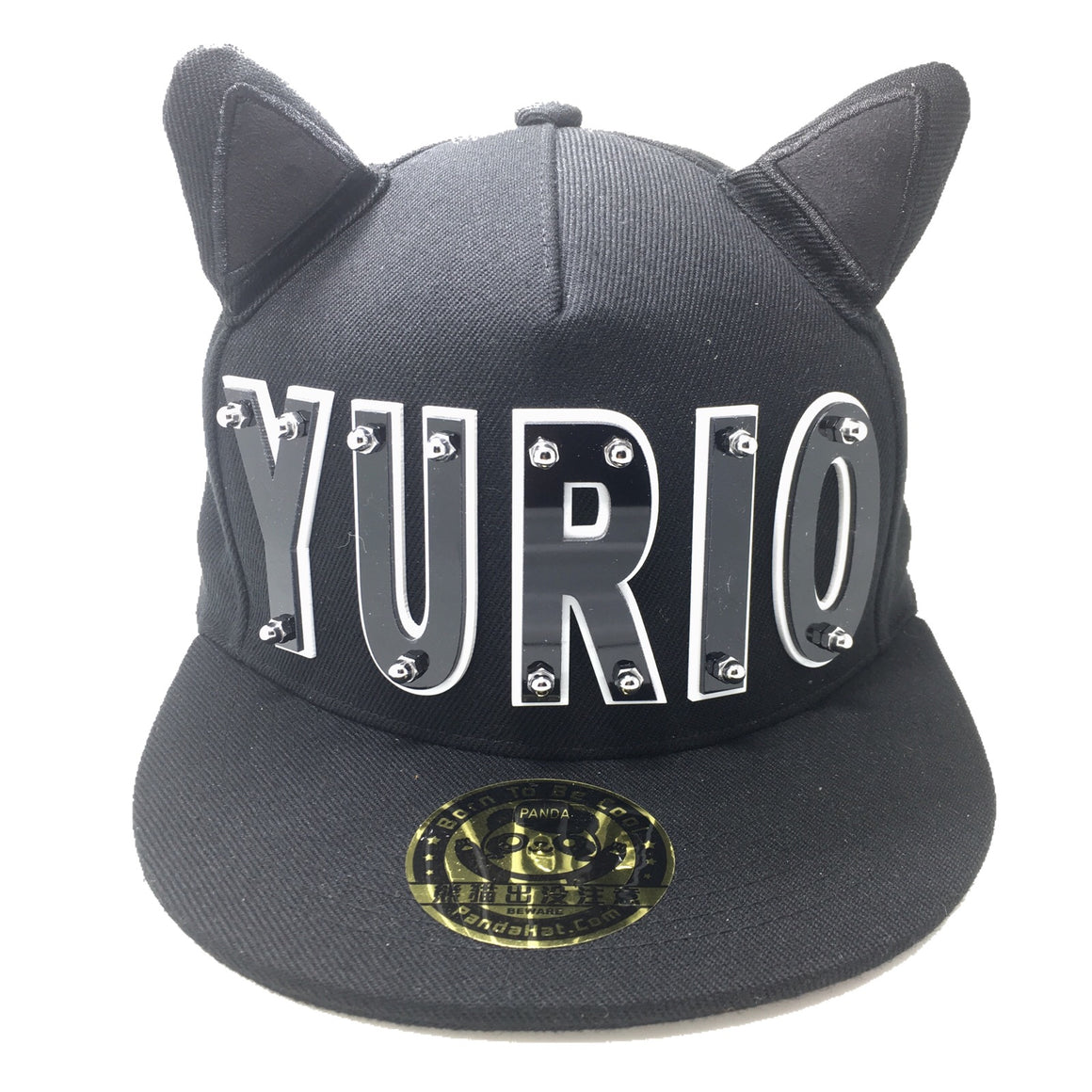 YURIO KITTY MEOW HAT