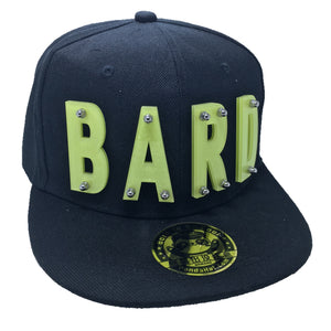 BARD HAT IN BLACK