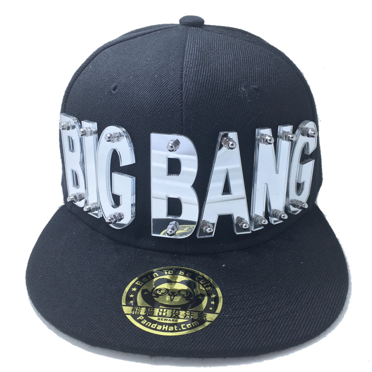 BIG BANG HAT SILVER