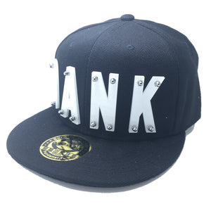 DANK HAT IN BLACK