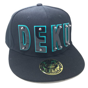DEKU HAT IN BLACK