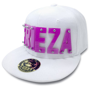 FRIEZA HAT IN WHITE