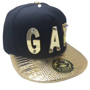 GAY HAT GOLD