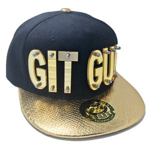 GIT GUD HAT GOLD
