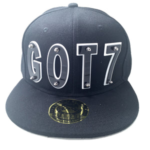 GOT7 HAT BLACK