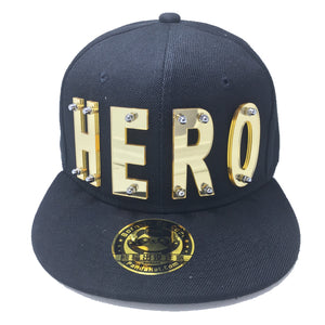 HERO HAT BLACK