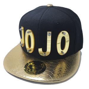 JOJO HAT GOLD RIGHT